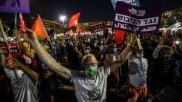 ВИзраиле прошли протесты из-за убийства полицией араба-аутиста