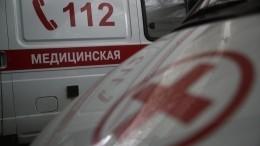 Легкомоторный самолет упал вРязанской области