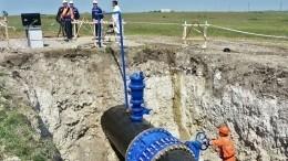 Глава Крыма открыл новый водопровод вСимферополе