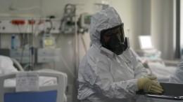ВПетербурге отмечен минимальный прирост инфицированных коронавирусом замесяц