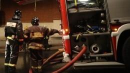 Сжиженный газ взорвался вназемном газохранилище вКазани
