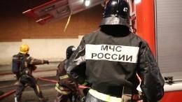 «Что-то рвануло»: всети появилось видео пожара наместе взрыва цистерны сгазом вКазани
