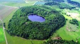 Спавший 13 тысяч лет вулкан просыпается вГермании