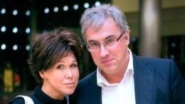 «Летящая ирадостная»: Андрей Норкин показал архивное фото покойной жены