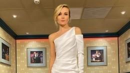 Полина Гагарина удивила Билана, исполнив его песню «Держи»— видео