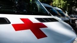 Сбитая машиной скорой помощи москвичка скончалась вбольнице