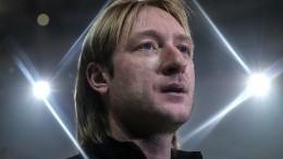 Евгений Плющенко стал тренером сборной России