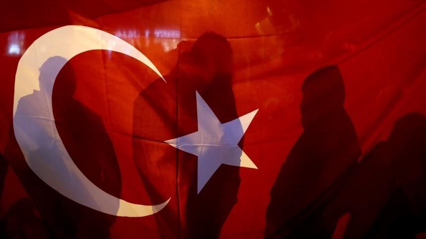 Военные Турции начали операцию против курдов вИраке