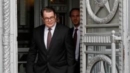 Москва объявила ответные меры навысылку российских дипломатов изПраги