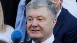 Фото Порошенко всуде претендует напопулярность мема «Ждун»
