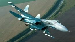 Минобороны: российские истребители сопроводили бомбардировщики США над Балтикой