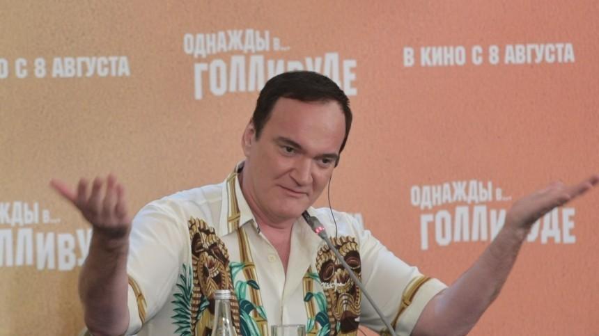 Тарантино раскритиковали зачастое употребление вего фильме слова «ниггер»