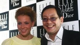 «Как быстро!»: Толкалина иКончаловский поздравляют дочь сполучением аттестата