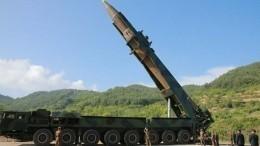 Военные Южной Кореи проверяют информацию овзрыве вКНДР