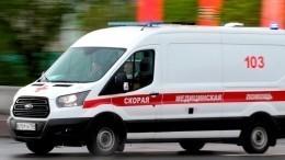 Видео: Водитель BMW сбил ученого вцентре Москвы