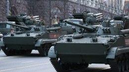 Финальная подготовка кПараду Победы началась вМоскве иПетербурге