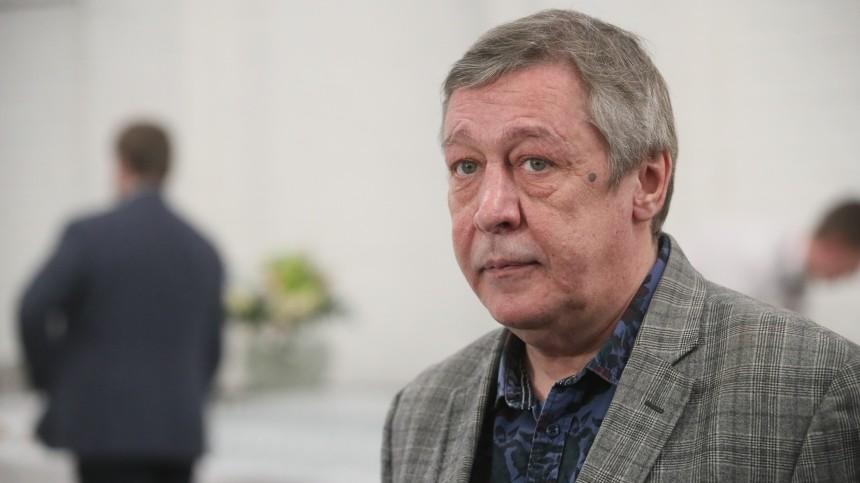 Добровинский неисключает, что Ефремов после ДТП может отделаться условным сроком
