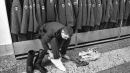 Публицист изСША впал вступор узнав, что советские солдаты неносили носки