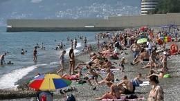 Туристический рынок России оживился впреддверии курортного сезона