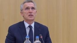 Страны НАТО согласовали меры всвязи сусилением ядерного потенциала РФ