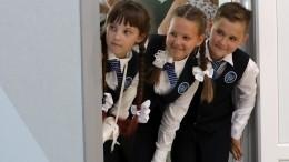 Российские дети, скорее всего, вернутся вшколы вначале сентября— Попова