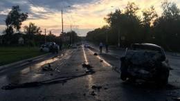 Шесть человек погибли вДТП вМордовии