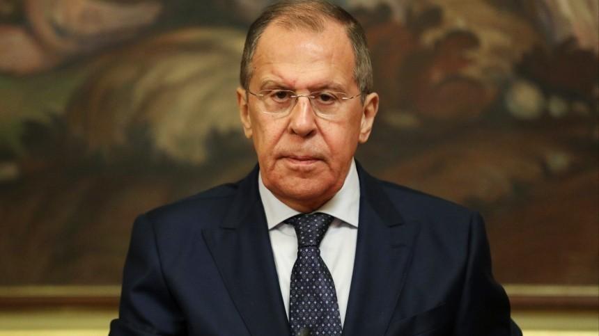 Лавров вСербии обсудит инициативу США опереговорах сКосово