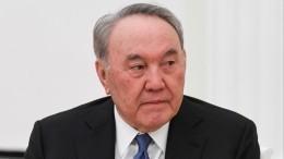 Упервого президента Казахстана обнаружен COVID-19