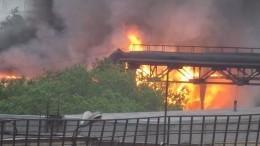Взрывы напредприятии вМурманске перепугали местных жителей