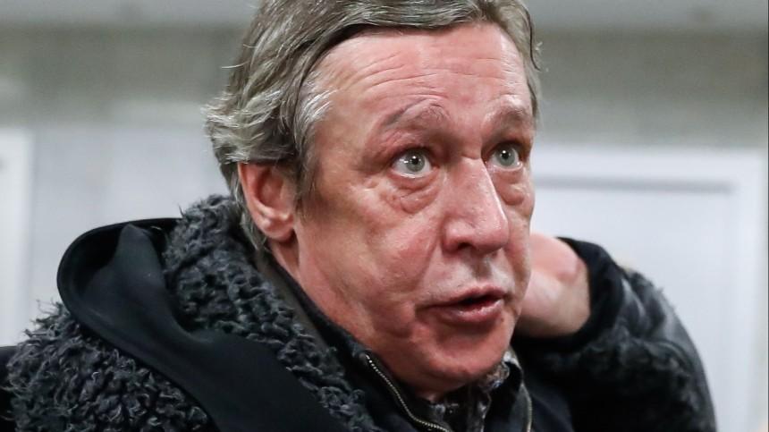 «Чудовищное моральное состояние»: Цискаридзе рассказал, что переживает Ефремов