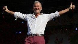 Газманов поведал онаграде отпроституток запесню «Путана»