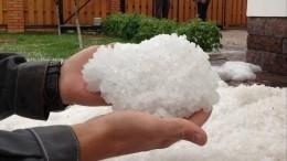 Снег вБритании, потоп вТурции: летняя погода неперестают удивлять