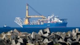 Немецкое издание заявило овозможности «Газпрома» обойти санкции США против «Северного потока—2»