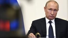 ВМИД Великобритании отреагировали настатью Путина оВторой мировой войне