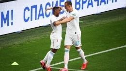 Дубль Малкома иуханье фанатов ЦСКА: «Зенит» одержал победу сосчетом 4:0