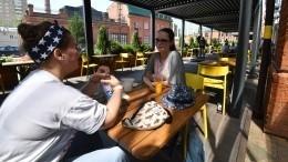 Собянин оценил состояние ресторанного рынка столицы после снятия ограничений