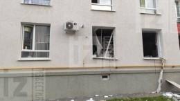 Два человека пострадали врезультате взрыва газа вдома вСамаре