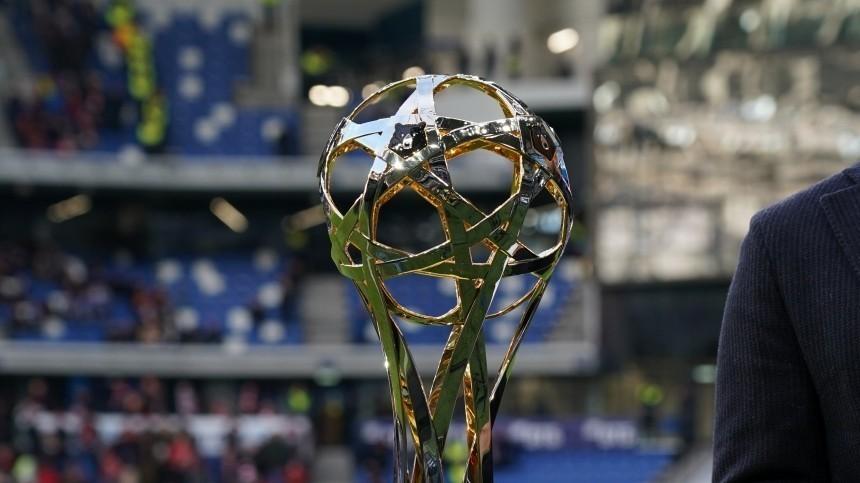 РФС перенес матч «Динамо»— «Краснодар» из-за внезапной вспышки COVID-19