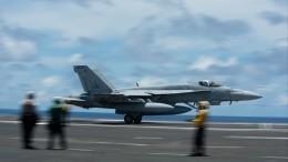 ВСША завершились первые испытания авиабомбы комплекса «Золотая Орда»