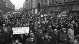 Незабываемое прошлое: как создавалась новая Россия 30 лет назад