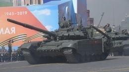 Что ответил Зеленский навопрос опоездке вМоскву наПарад Победы
