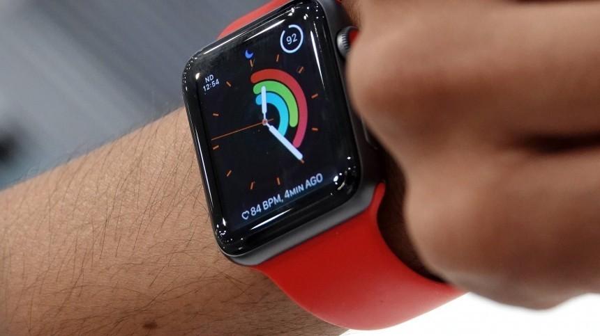 Новинки Apple: Умные часы будут напоминать, когда мыть руки
