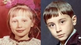 Фото: Российские знаменитости вшкольные годы