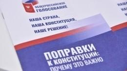 Всети появились документы оспонсировании срыва голосования поКонституции вРФ