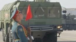 Российские исирийские военные примут участие вПараде наавиабазе Хмеймим