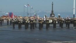 Парад Победы состоялся наДальнем Востоке— видео