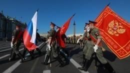 ВПараде Победы вПетербурге примут участие поменьшей мере 200 ветеранов