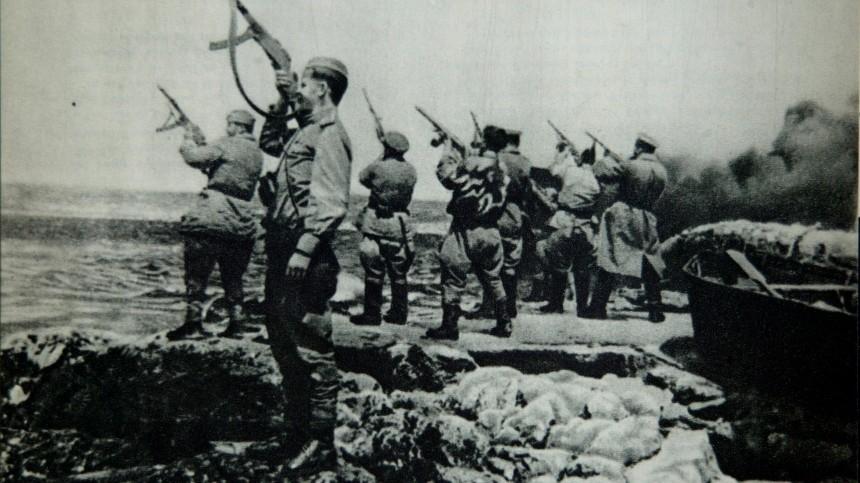 Путин: Мывсегда будем помнить, что советский народ сокрушил нацизм