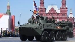 Семьсот шагов дорогой победителей: Как прошел парад Победы вМоскве