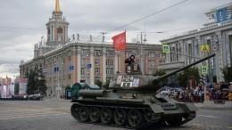 ОтВладивостока доСевастополя: Как прошел Парад Победы вразных городах РФ